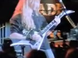 Megadeth - Kill the King video