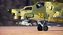 Russian Military Mi 28 helicopter RIVAL to US military AH 64 Helicopter