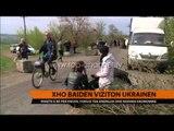 Biden viziton Ukrainën - Top Channel Albania - News - Lajme