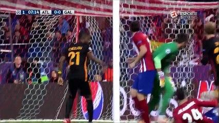 Melhores momentos: Atlético de Madrid X Galatasaray
