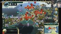대도서관] 문명5 : 브레이브 뉴 월드 37화 신난이도 (Sid Meiers Civilization V : Brave New World)