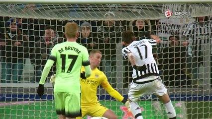 Melhores momentos: Juventus X City