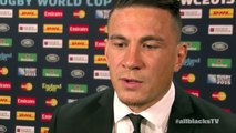 Sonny Bill Williams post Argentina interview