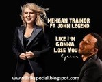 Meghan Trainor John Legend LikeI'm Gonna Lose You New full Latest Official Music Video Song 2015