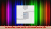 PDF Download  Modern Computer Arithmetic Cambridge Monographs on Applied and Computational Mathematics Read Full Ebook