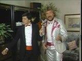 WWF Wrestlemania IV - Ted Dibiase Bonus Interview