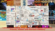 Read  Laminated Beijing Map by Borch English Spanish French Italian and German Edition EBooks Online