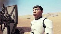 Disney Infinity 3.0 il Play Set di Star Wars Il Risveglio della forza