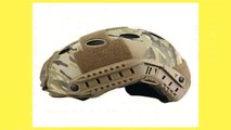 Best buy Airsoft Goggles  OneTigris Multifunctional Tactical Helmet Airsoft Paintball Fast Helmet with Protect