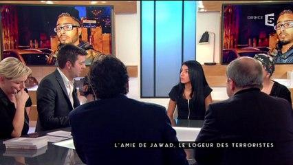 Hayet, l'amie de Jawad le logeur des terroristes, témoigne
