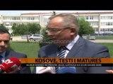 Kosovë, zhvillohet testi i maturës - Top Channel Albania - News - Lajme