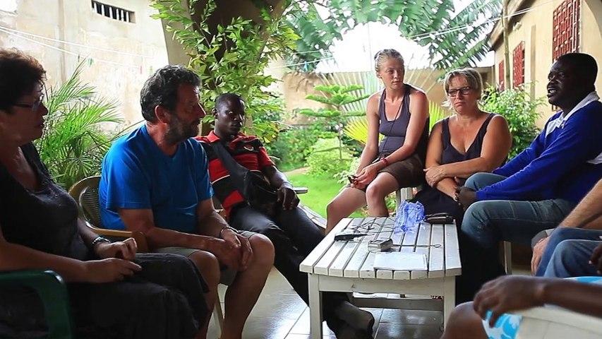 Volontaires et changement climatique au Togo