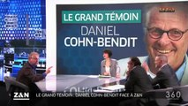Migrants : Gros clash entre Zemmour et Cohn-Bendit sur Paris Première
