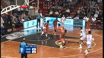 Highlights Eurocup MSB - Brindisi