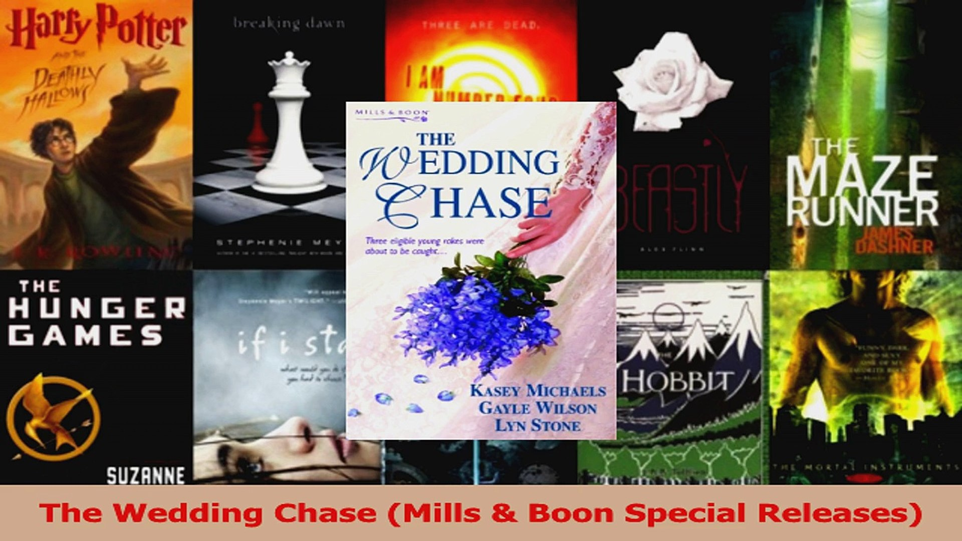 Read The Wedding Chase Mills Boon Special Releases Ebook Free