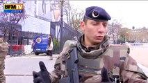 Attentats: la sécurité dans les rues de Paris renforcée par 3.000 hommes