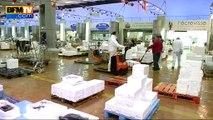 Rungis, le plus grand marché d'Europe tourne au ralenti depuis les attentats