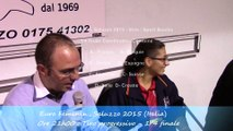 Interview Cejudo Yaritza, Euro Féminin, Sport Boules, Saluzzo 2015