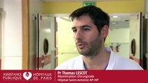 Pr Thomas Lescot : « l'hôpital restait debout »