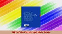 MRI of the Female and Male Pelvis PDF