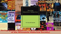 Read  Saving QueticoSuperior A land set apart Publications of the Minnesota Historical EBooks Online