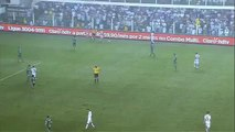 Santos 1 x 0 Palmeiras - Gol Copa do Brasil 2015 (1° Jogo da Final da Copa do Brasil)