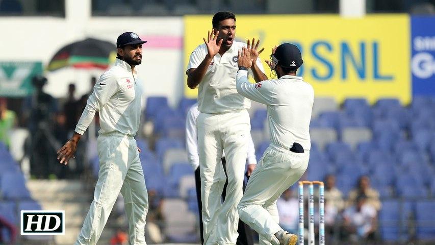 IND vs SA 3rd Test Nagpur Day 2 Match Recap Ashwin 5-32