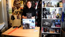 PlayStation 4 Star Wars Battlefront Limited Edition  Unboxing  PS4