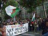 Manifestation indigenes de la republique 2007