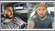 Karim Benzema critiqué, Matt Pokora prend sa défense