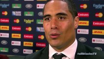 Aaron Smith discusses Argentina