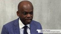 """Robert Dussey : """"Les migrations africaines se font d'abord sur le continent africain"""""""
