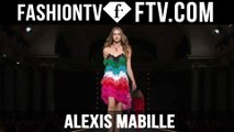 First Look at the Alexis Mabille Spring 2016 Runway Show Backstage in Paris | FTV.com