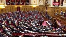 Sénat 360 : Questions d'actualité au Gouvernement sur la question des attentats, Hommage national aux Invalides, Le débat autour des crèches de noël dans les mairies relancé  (26/11/2015)