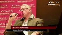 Régionales 2015 en Normandie. Yanik SOUBIEN - Normandie Ecologie