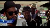 Ferré GOLA: Exclusivité, descente en force de le padre de la musique congolais au même moment avec le Pape Francis à Nai