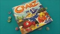 Vidéorègle #430: Crabz, jeu tactique familial