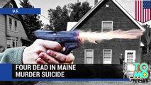 Murder suicide in Maine shocks college town: four dead including killer - TomoNews