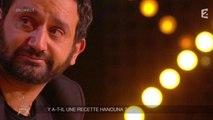 Un soir à la Tour Eiffel (USTE) : Analyse du succès de Touche pas à mon poste (TPMP) - Cyril Hanouna ému aux larmes face à Alessandra Sublet