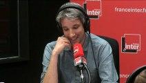 """""""Des excès, mais avec modération"""" : Guillaume Meurice au Salon des Vignerons indépendants."""