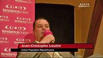 Régionales 2015 en Normandie. Jean-Christophe Loutre - Union Populaire Républicaine