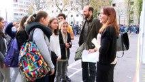 [Devenir enseignant, la web-série]: suivez le quotidien de Manon étudiante en ESPE.