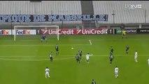 Georges-Kevin N'Koudou Goal - Marseille 1 - 0 Groningen - 26_11_2015