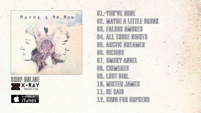 Mayra & Mr.Mow - Songs for Orpheus [ FULL ALBUM ]