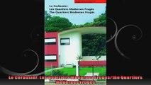 Le Corbusier Les Quartiers Modernes Frugesthe Quartiers Modernes Fruges