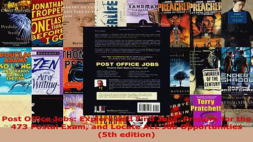 Read  Post Office Jobs Explore and Find Jobs Prepare for the 473 Postal Exam and Locate ALL Job EBooks Online