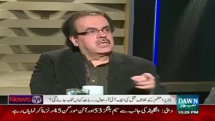 Dr Shahid explains how 2 hospitals cases are now leading Dr Asim and few MQM leaders to terrorism courts