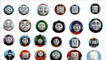 La famille doigts chanson des doigts pour enfants Thomas le train | Tomek i przyjaciele Thomas and Friends Finger Family Finger Family Songs Daddy Finger Songs