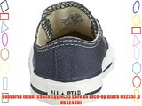 Converse Infant Chuck Taylor AS Core Ox Lace-Up Black (7J235) 8  UK (24 EU)