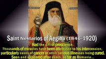 """Spiritual elders of Greek Orthodox Christianity. Holy men of our times. Orthodox chant in Greek """"Taplithi"""" (Kύριε ελέησον - Lord, have mercy)."""